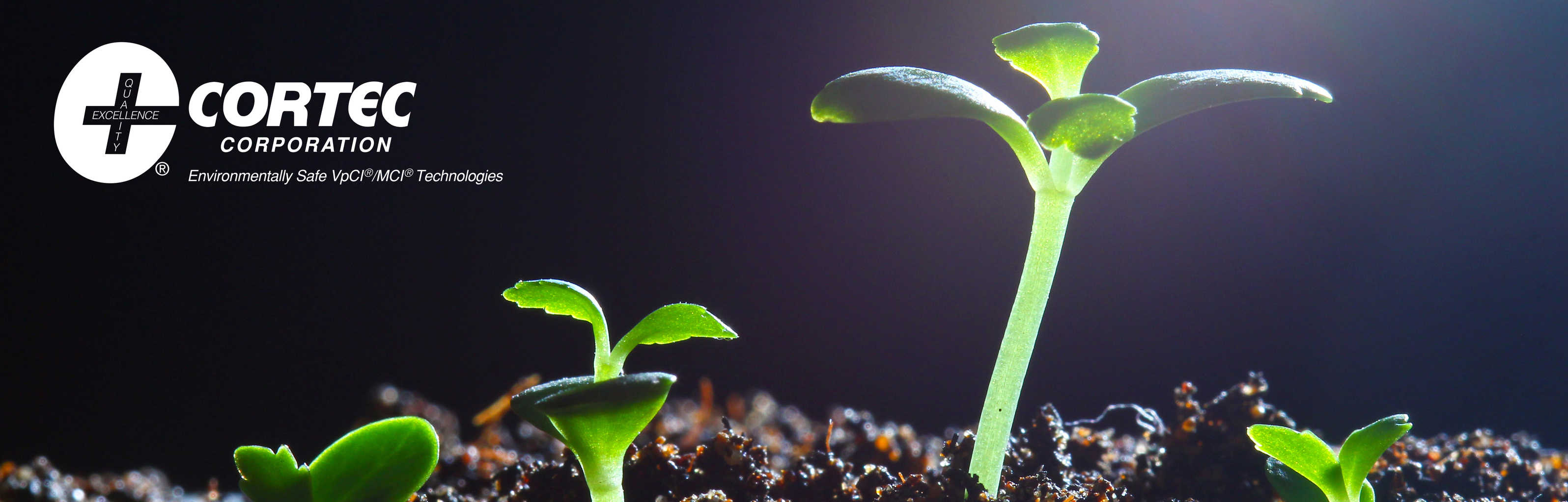 cortec mci sustainability Seedling growth