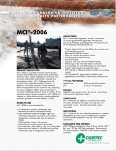 MCI-2006 PDS