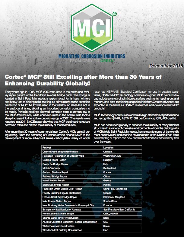 MCI Newsletter Image