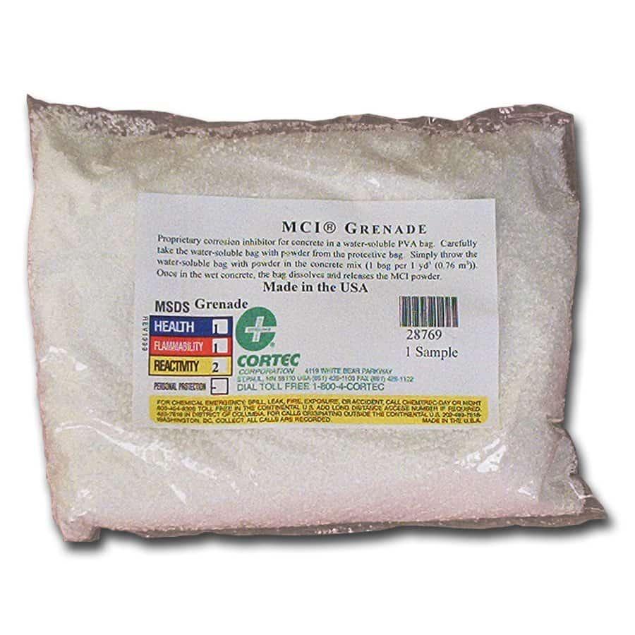 A bag of MCI grenade