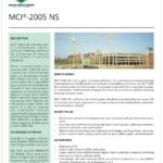 MCI-2005 NS PDS