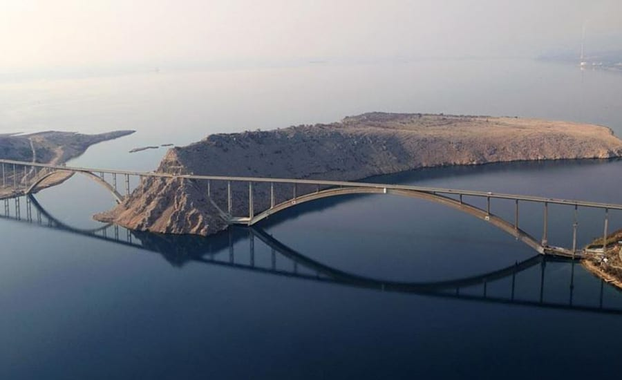 Krk-bridge